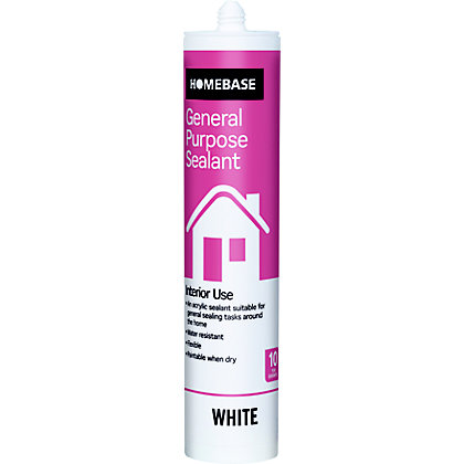 Image for General Purpose Acrylic Sealant - White from StoreName