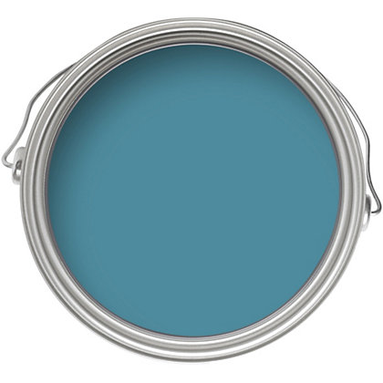 Image for Home of Colour Classic Teal - Silk Emulsion Paint - 2.5L from StoreName