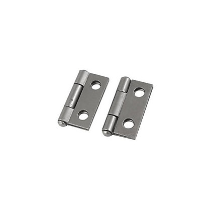 Image for Butt Hinge Steel - 25mm from StoreName