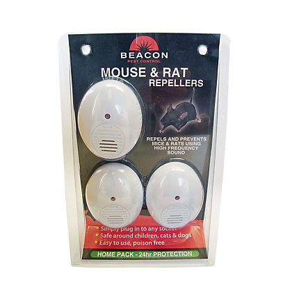 Image for Mouse and Rat Repeller (3 pack) from StoreName