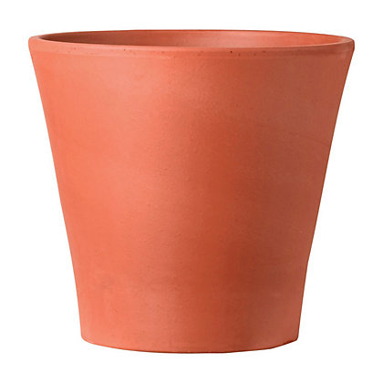 Image for Calice Terracotta Plant Pot - 28Cm from StoreName