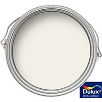 Dulux Endurance Jasmine White - Matt Emulsion Paint - 50ml Tester