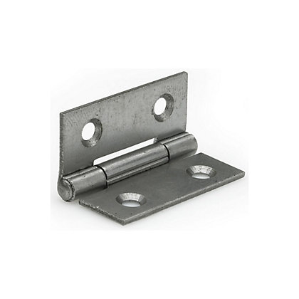 Image for Butt Hinge Steel - 38mm from StoreName