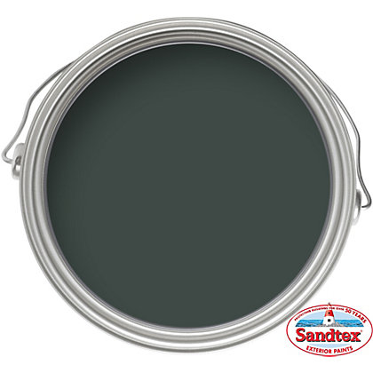 Image for Sandtex Racing Green - High Performance Gloss Paint - 750ml from StoreName