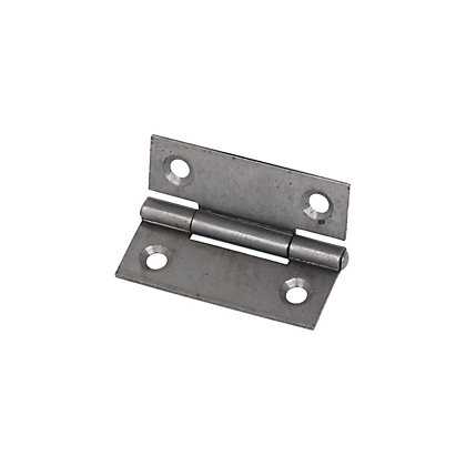 Image for Butt Hinge Steel - 50mm from StoreName
