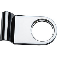 Cylinder Door Pull - Chrome