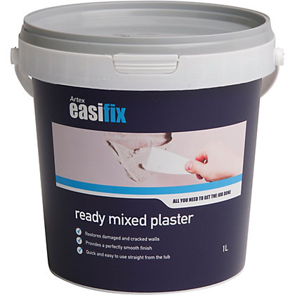 Image for Artex Easifix Ready Mixed Plaster - 1L from StoreName