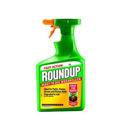 Image for Roundup Fast Action Ready To Use Weedkiller - 1L from StoreName
