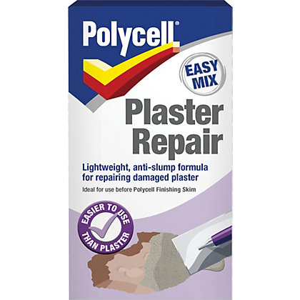 Image for Polycell Plaster Repair Polyfilla - 450g from StoreName
