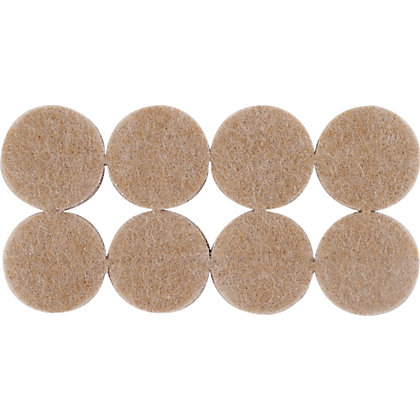 Image for Felt Pads - 16 Pack from StoreName