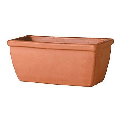 Image for Terracotta Trough - 42cm from StoreName