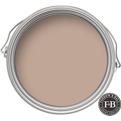Image for Farrow & Ball Estate No.28 Dead Salmon - Eggshell Paint - 750ml from StoreName