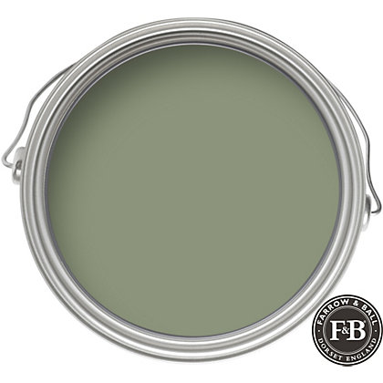Image for Farrow & Ball Eco No.19 Lichen - Exterior Eggshell Paint - 2.5L from StoreName