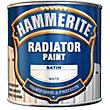 Hammerite Radiator Paint - White - 500ml