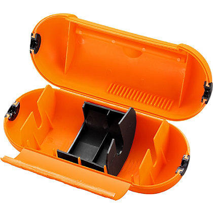 Image for Masterplug Splashproof Housing For Single Plug And Socket from StoreName