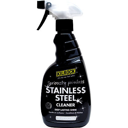 Image for Kilrock Stainless Steel Cleaner from StoreName