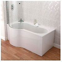 Aqualux Beresford Universal Bath Screen