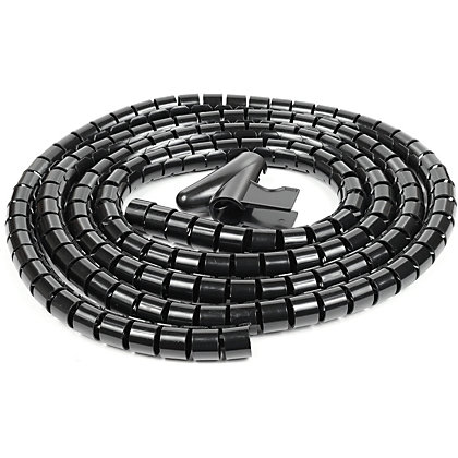 Image for Schneider IMT70004 Electric Cable Tidy - Black - 2.5m from StoreName