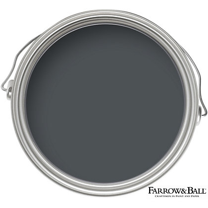 Image for Farrow & Ball Estate No.26 Down Pipe - Matt Emulsion Paint - 2.5L from StoreName