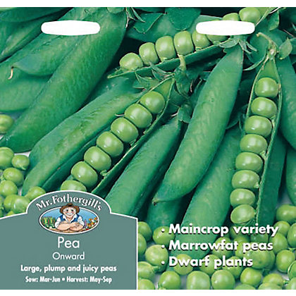 Image for Pea Onward (Pisum Sativum) Seeds from StoreName
