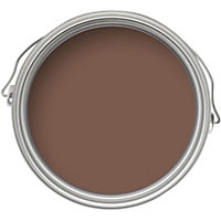 Home of Colour Colombian Coffee - Quick Drying Gloss Paint - 750ml