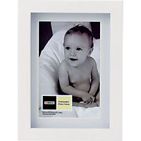 White Photo Frame - 4 x 6in