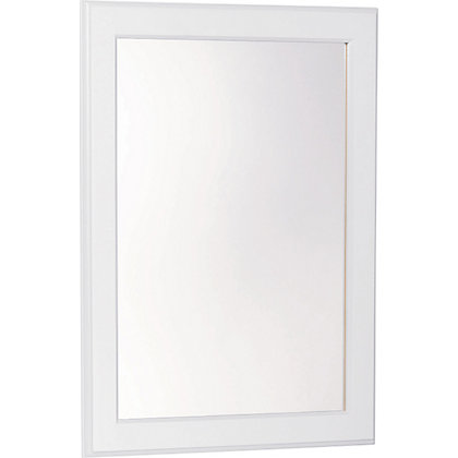 Image for Mirror - White from StoreName