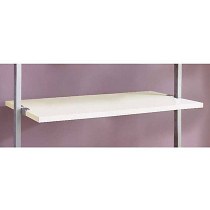 Image for AURA Large Shelf - White - 900mm from StoreName