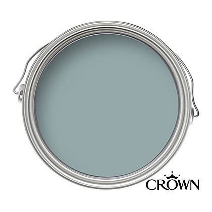 Image for Crown Period Colours Breatheasy Classic Duck Egg - Flat Matt Emulsion Paint - 40ml Tester from StoreName