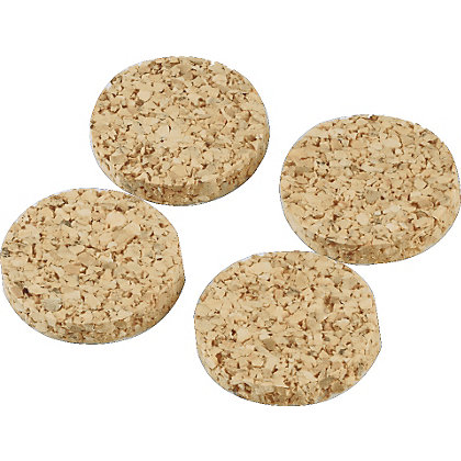 Image for Cork Pads - 32 Pack from StoreName