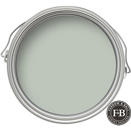 Image for Farrow & Ball Eco No.22 Light Blue - Exterior Eggshell Paint - 2.5L from StoreName