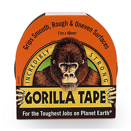 Image for Gorilla Tape - 48mm x 11m from StoreName
