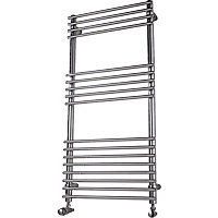 Carlton Heated Towel Rail - Chrome  730 x 500mm