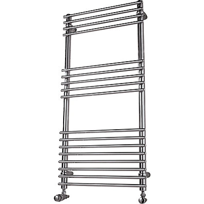 Image for Carlton Heated Towel Rail - 730 x 500mm - Chrome from StoreName
