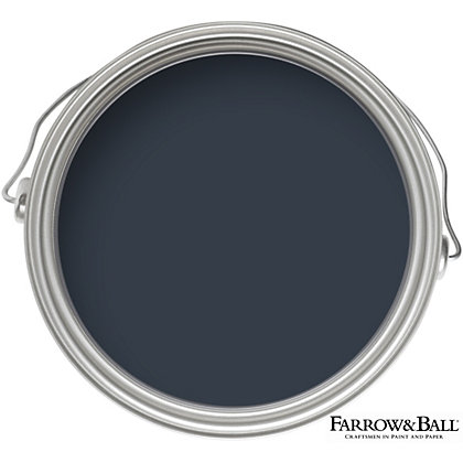 Image for Farrow & Ball Estate No.30 Hague Blue - Matt Emulsion Paint - 2.5L from StoreName