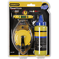 Stanley Chalk Line Set