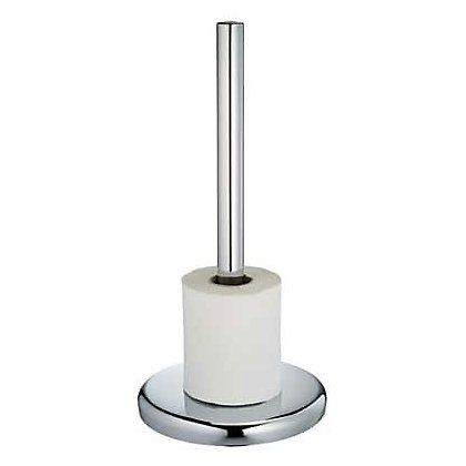 Image for Toilet Roll Pole - Chrome from StoreName