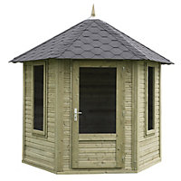 Forest Henley Summerhouse - 11ft 2in x 9ft 9in