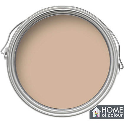 Image for Home of Colour Onecoat Pecan - Matt Emulsion Paint - 5L from StoreName