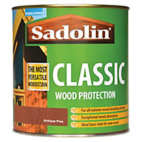 Sadolin Classic Woodstain - Antique Pine - 1L