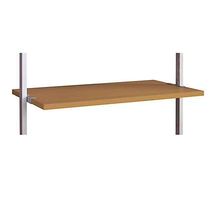 Image for AURA Large Shelf - Oak effect - 900mm from StoreName
