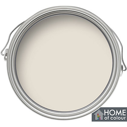 Image for Home of Colour Onecoat Putty - Matt Emulsion Paint - 5L from StoreName