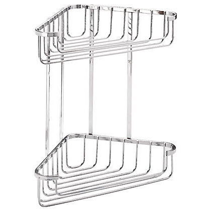 Image for 2 Tier Corner Basket - Large from StoreName