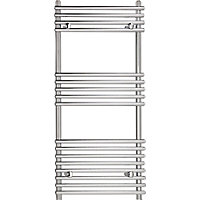 Carlton Heated Towel Rail - Chrome 1090 x 500mm