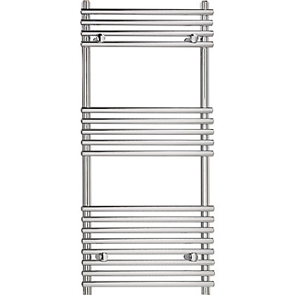 Image for Carlton Heated Towel Rail - 1090 x 500mm - Chrome from StoreName