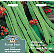 Runner Bean Stringless Polestar (Phaseolus Coccineus) Seeds