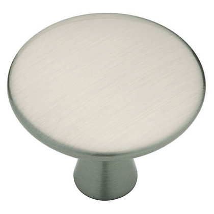Image for Door Knob - Satin Nickel from StoreName