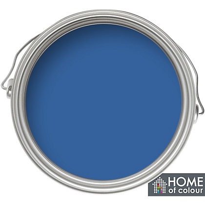 Image for Home of Colour Lapis Blue - Quick Drying Gloss Paint - 750ml from StoreName