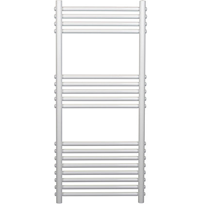 Image for Carlton Heated Towel Rail - White 1090 x 500mm from StoreName