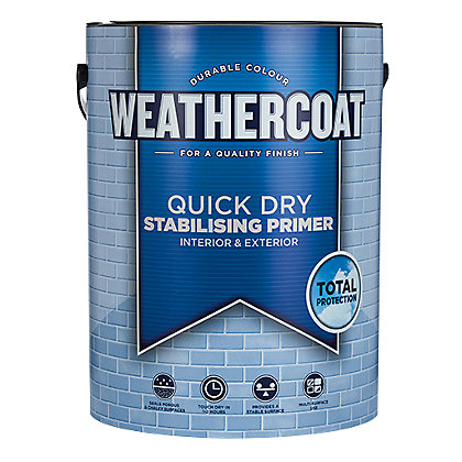 Image for Weathercoat Stabilising Primer - 5L from StoreName
